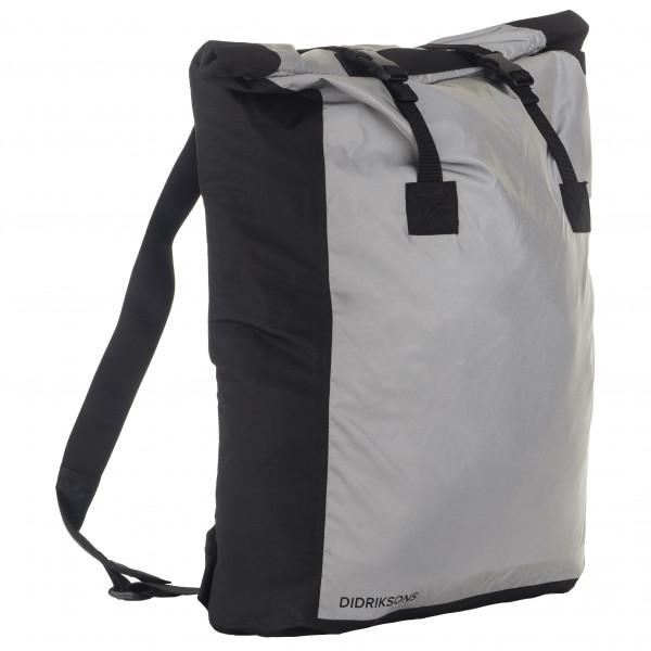 Didriksons - Tote Reflective Backpack - Cykelryggsäck