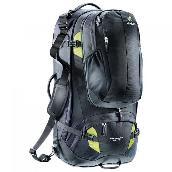 Deuter - Traveller 80 + 10 - Reseryggsäck
