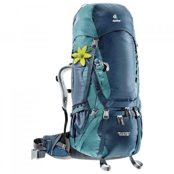 Deuter - Women's Aircontact 70 + 10 SL - Trekking rygsæk