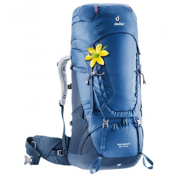 Deuter - Women´s Aircontact 50 + 10 SL - Trekking rygsæk