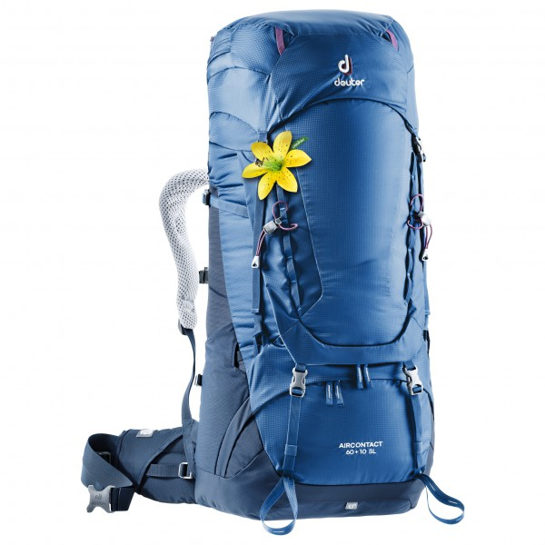 deuter women s aircontact 60 10 sl walking backpack women 39 s free uk delivery alpinetrek. Black Bedroom Furniture Sets. Home Design Ideas