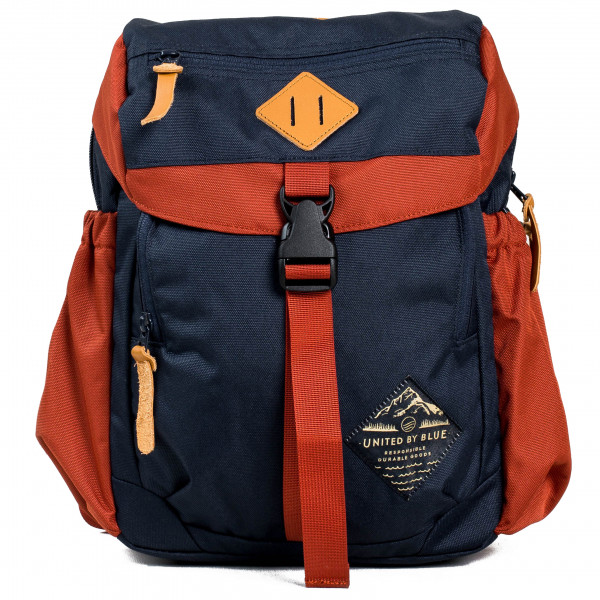 United By Blue - Bluff Utility Backpack 9 - Dagstursekk