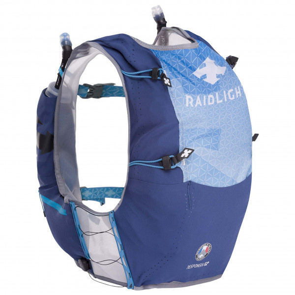 Raidlight - Responsiv Vest 12 - Mochila de trail running