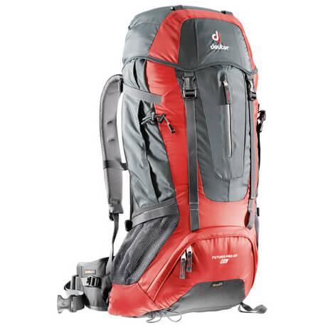 Deuter - Futura Pro 40 EL (ExtraLong) - Modell 2010