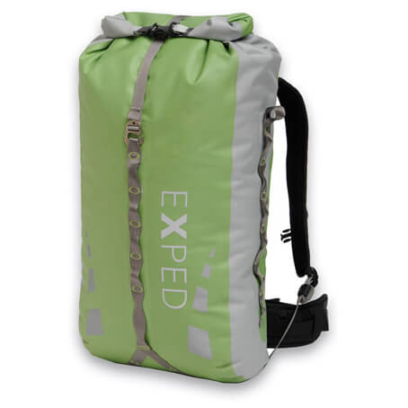 exped drypack wb 40 wasserdichter rucksack review. Black Bedroom Furniture Sets. Home Design Ideas