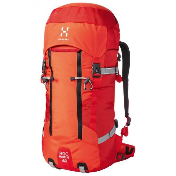 Haglöfs - Roc Rescue 40 - Klätterryggsäck