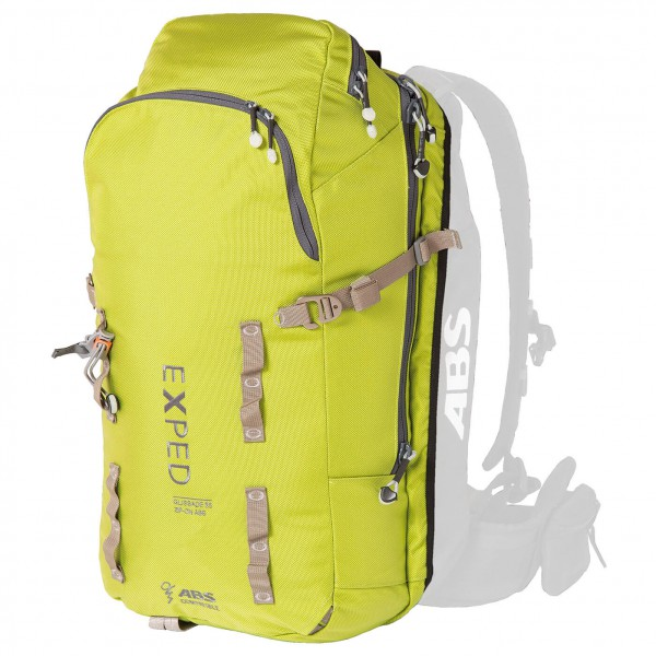 Exped - Glissade 35 ABS Zip-On - Ski touring backpack
