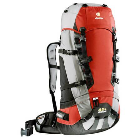 Deuter - Guide 45+ - Mountaineering backpack