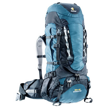 Deuter - Aircontact Pro 50+15 - Walking backpack