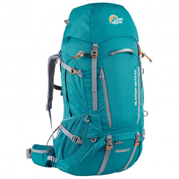 Lowe Alpine - Women's Elbrus ND55-65 - Trekkingreppu