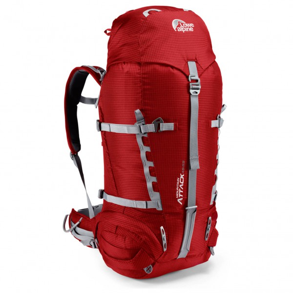 Lowe Alpine - Mountain Attack 45:55 - Climbing backpack