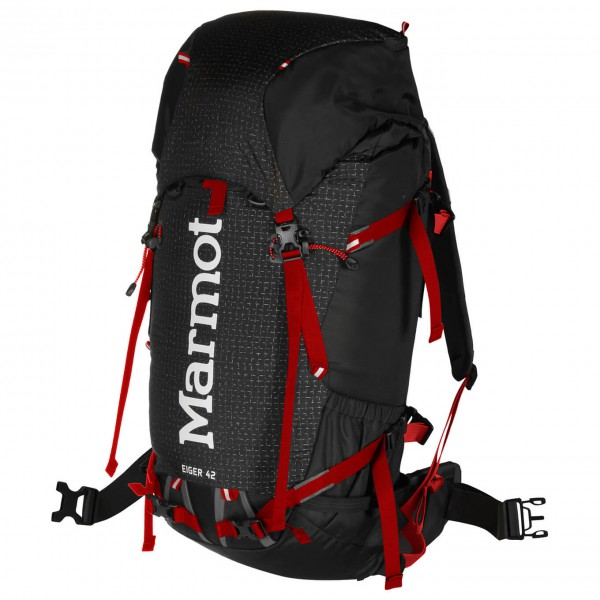 marmot eiger 42 touring backpack product review. Black Bedroom Furniture Sets. Home Design Ideas