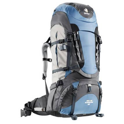 Deuter - Aircontact Pro 65+15 SL - Mochila de trekking