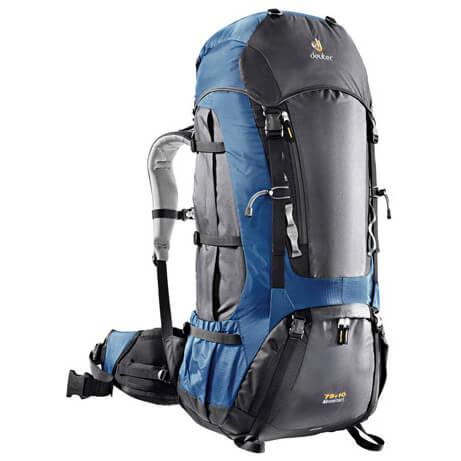 Deuter - Aircontact 75+10 - Trekking rygsæk