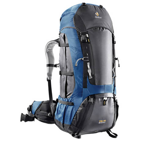 Deuter - Aircontact 75+10 - Walking backpack