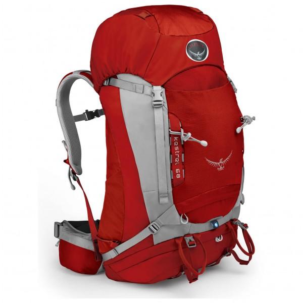 Osprey - Kestrel 68 - Trekking rygsæk