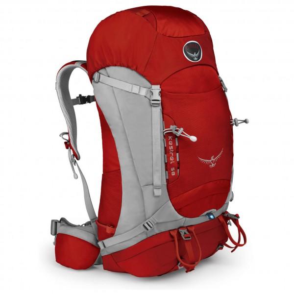 Osprey - Kestrel 58 - Trekkingrucksack