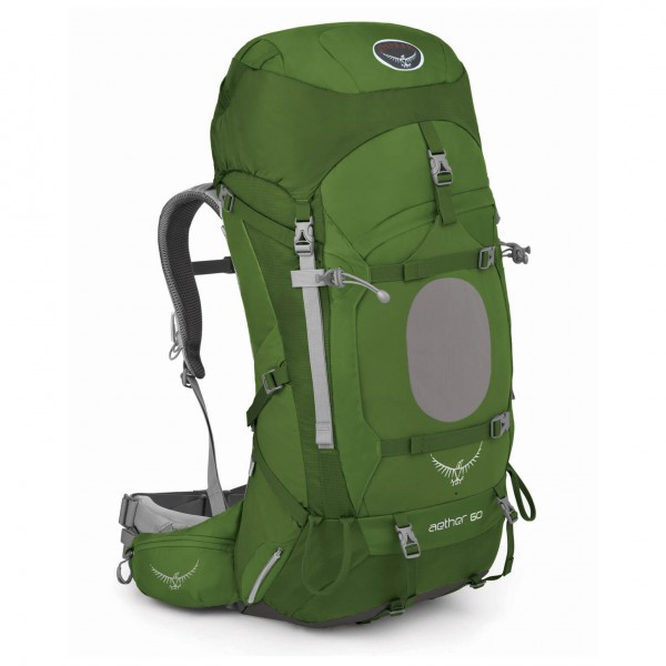 Osprey - Aether 60 - Sac à dos de trekking et d'alpinisme