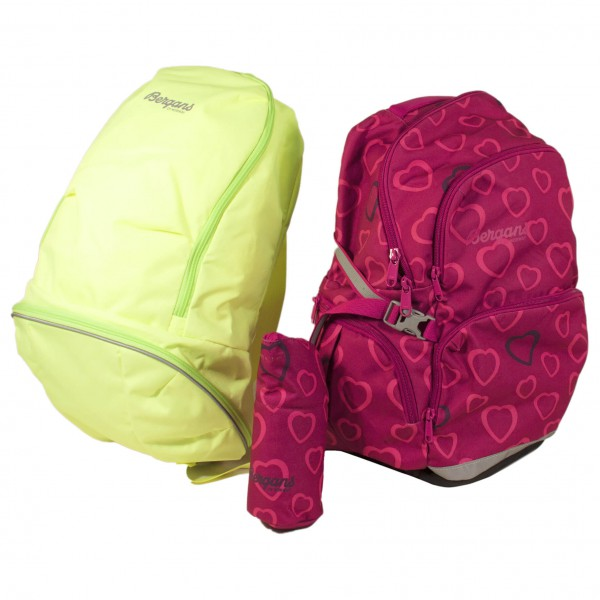Bergans - School Packs Set 3 - Lasten reppu