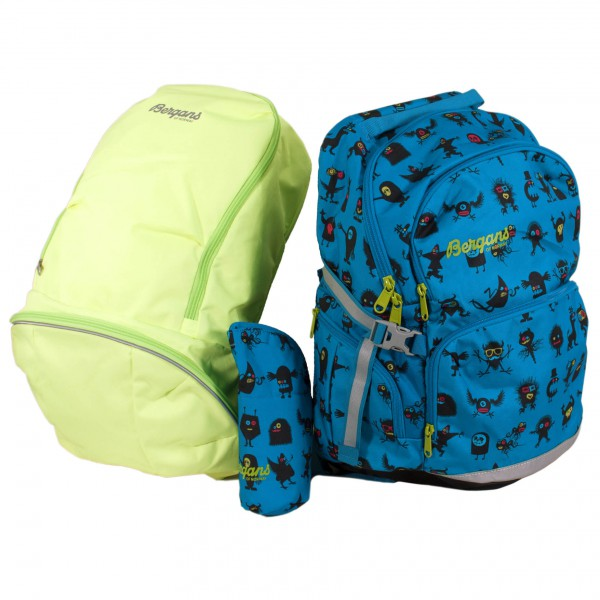 Bergans - School Packs Set 4 - Lasten reppu