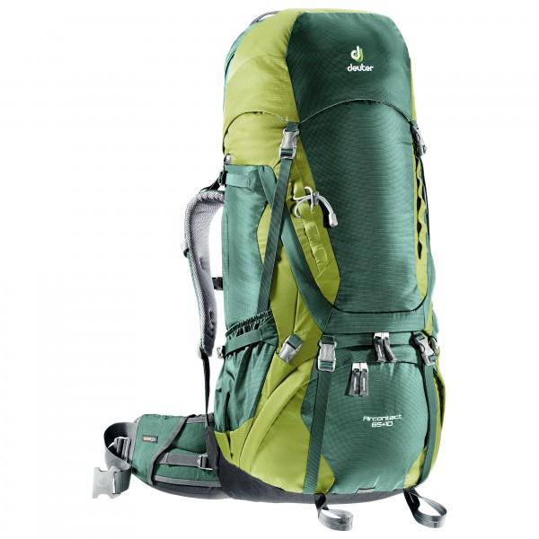 Deuter - Aircontact 65 + 10 - Mochila de trekking
