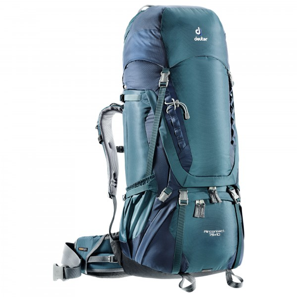 Deuter - Aircontact 75 + 10 - Walking backpack