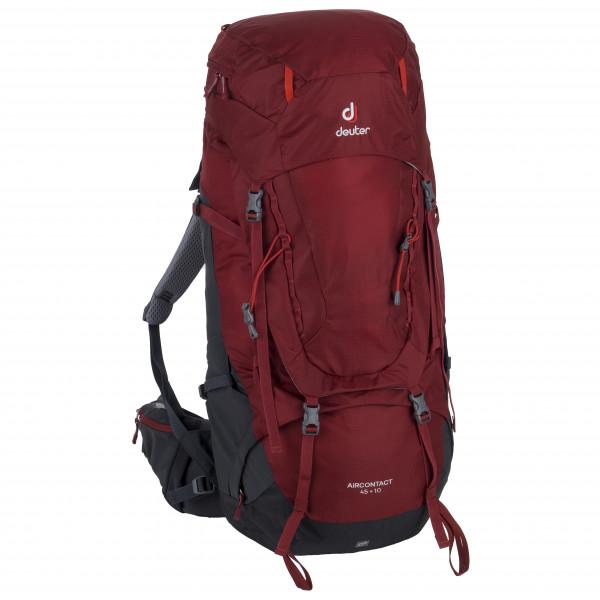 Deuter - Aircontact 45 + 10 - Trekking rygsæk