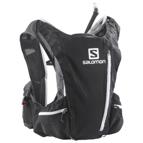 Salomon - Advanced Skin 12 Set - Drikkerygsæk