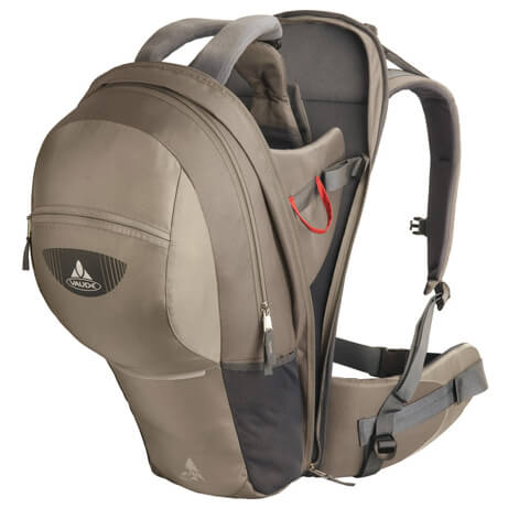 Vaude - Teffy - Kindertrage/ Daypack