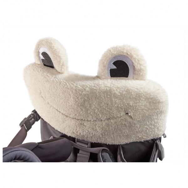 Vaude - Cushion Frog - Opzet voor kinderdrager