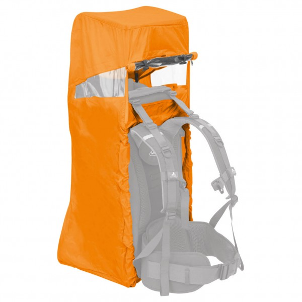 Vaude - Big Raincover Shuttle - Kinderkraxe