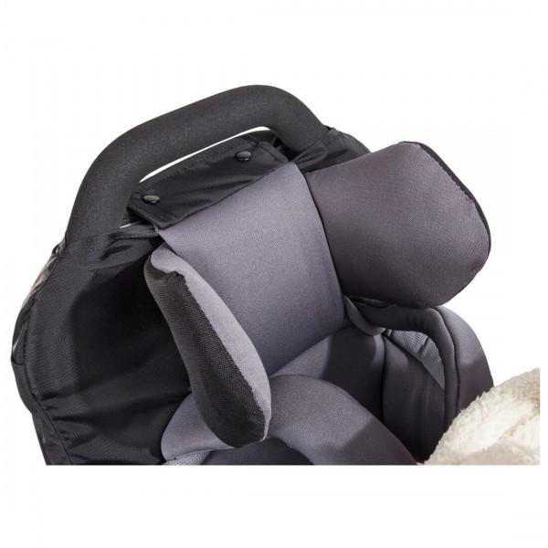 Vaude - Head Support Shuttle - Sac à dos porte-bébé