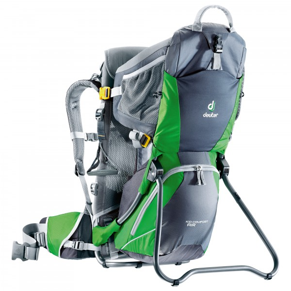 Deuter Kid Comfort Air  Kindertrage -  test