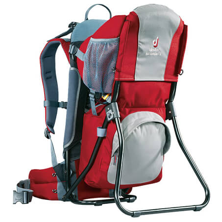 Deuter - Kid Comfort I Kindertrage - Modell 2010