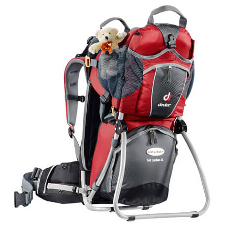 Deuter - Kid Comfort II Kindertrage - Barnbärstol
