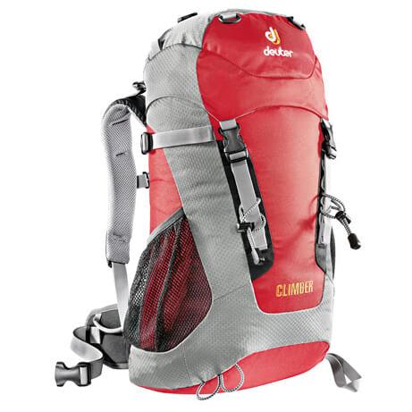 Deuter - Climber - Rygsæk til børn