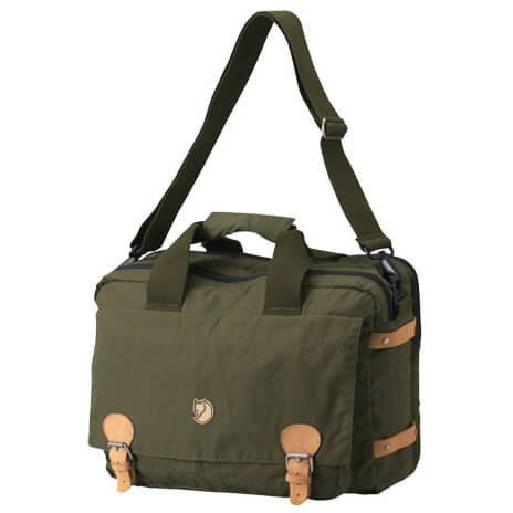 Fjällräven - Vintage Briefcase - Shoulder bag