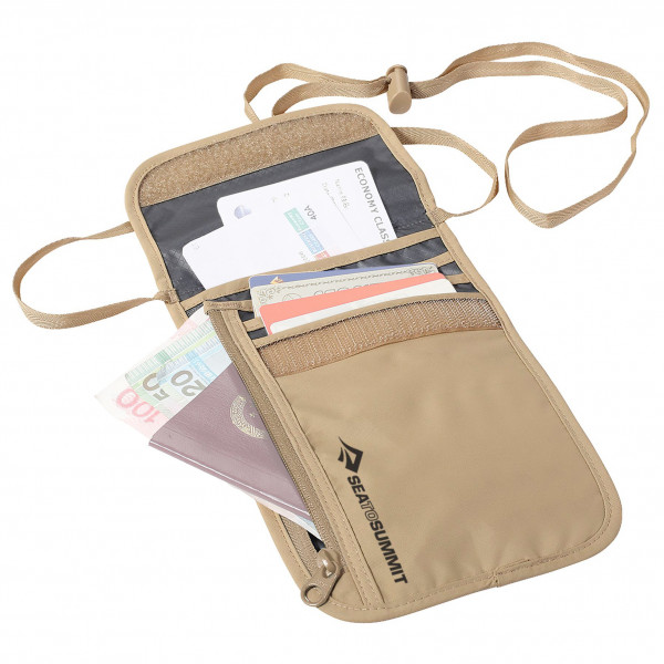 Sea to Summit - Neck Wallet - Kaulapussi