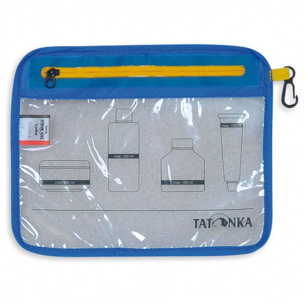 Tatonka - Zip Flight Bag - Toilettilaukku matkalle