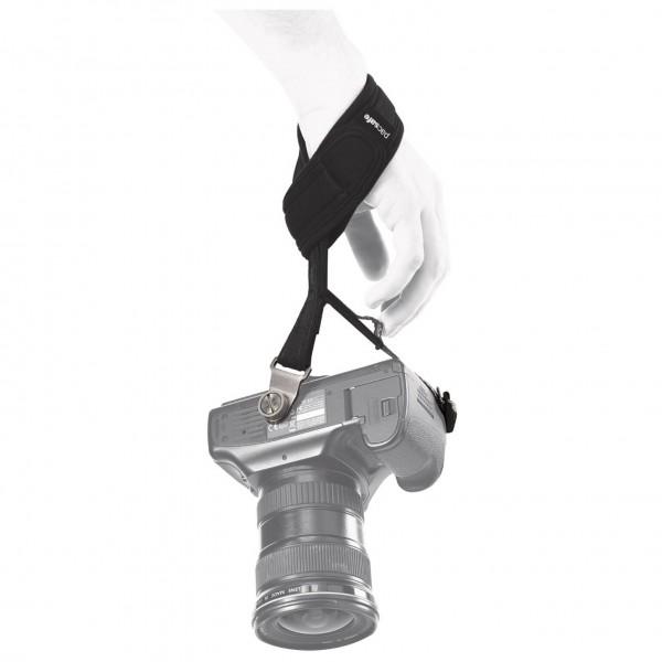 Pacsafe - Carrysafe 50 - Dragonne de poignet pour caméra
