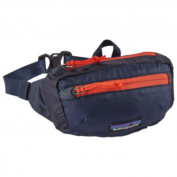 Patagonia - LW Travel Mini Hip Pack - Vyötärölaukku