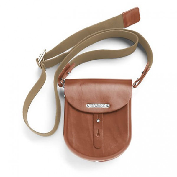 Brooks England - B1 Moulded Leather Bag - Zadeltas