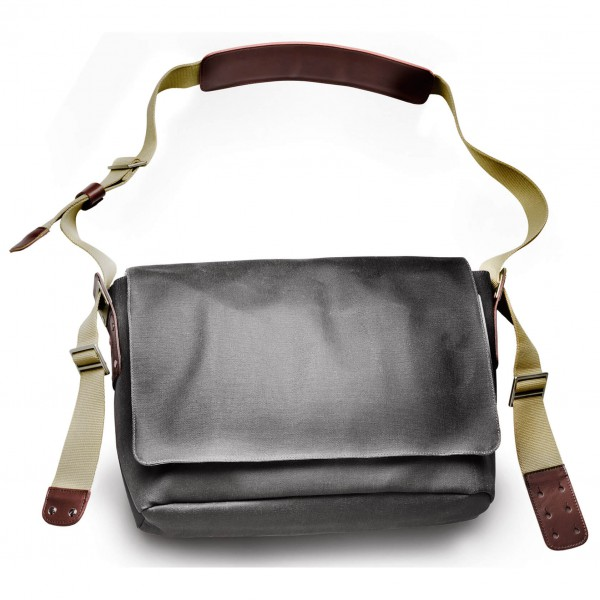 Brooks England - Barbican Shoulder Bag Canvas