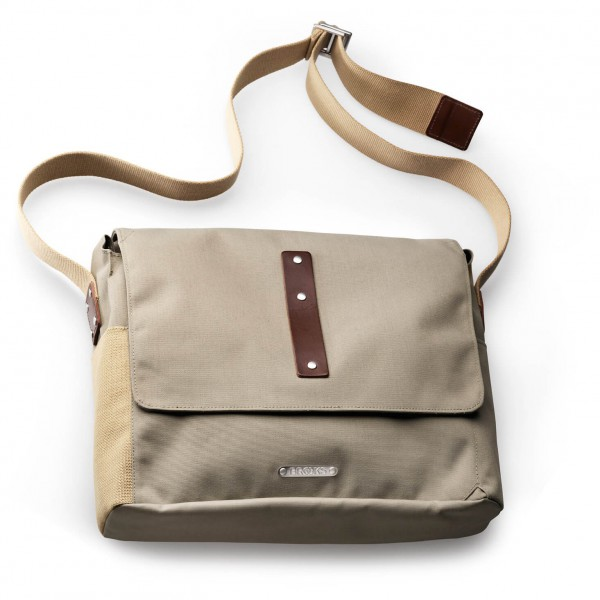 Brooks England - Euston Shoulder Bag - Schoudertas
