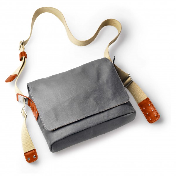 Brooks England - Paddington Shoulder Bag Canvas - Schoudertas