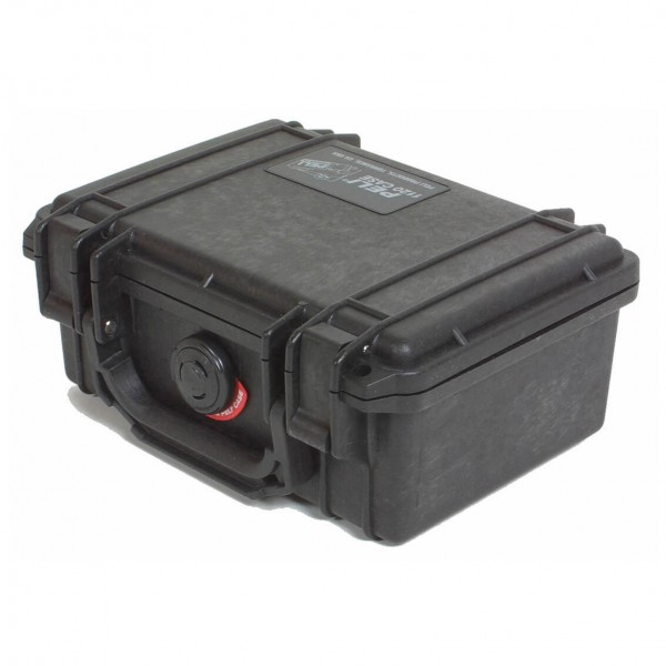 Peli - Box 1120 mit Schaumeinsatz - Schutzbox