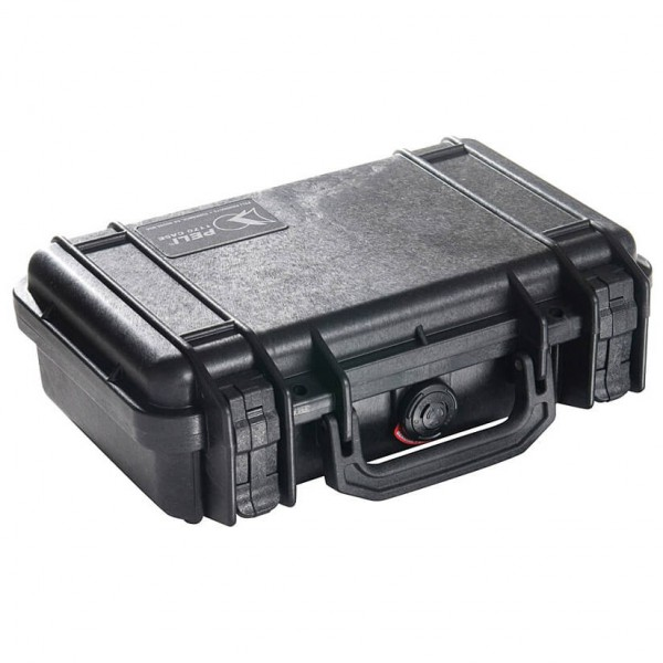 Peli - Box 1170 mit Schaumeinsatz - Schutzbox