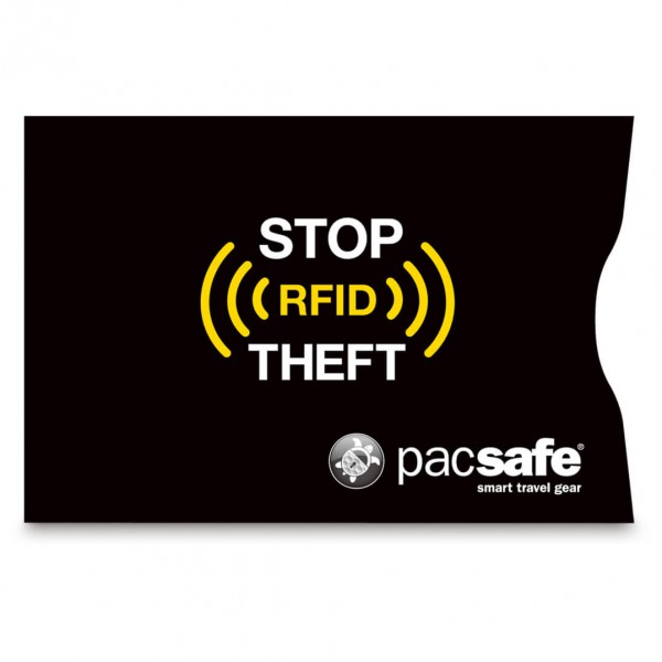 Pacsafe - RFIDsleeve 25 - Pochette de protection