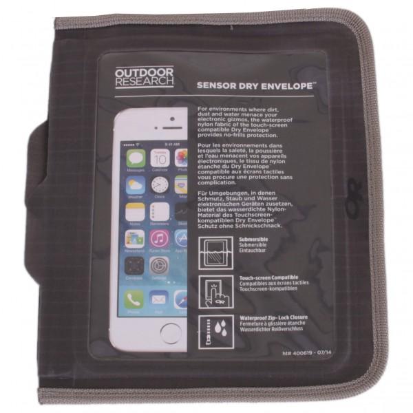 Outdoor Research - Sensor Dry Envelope Small - Suojatasku