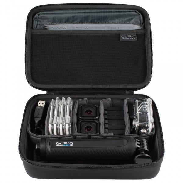 GoPro - Casey Camera + Mounts + Accessories - Sacoche pour a